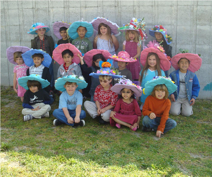 18439d26026 Spring Hats